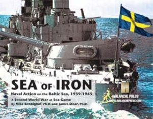Second World War at Sea: Sea of Iron (new from Avalanche Press)
