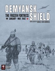 Demyansk Shield (new from Legion Wargames)