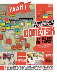Yaah! Magazine, Issue 9: Donetsk (new from Flying Pig Games)