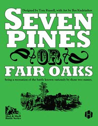 Seven Pines; or, Fair Oaks (new from Hollandspiele)