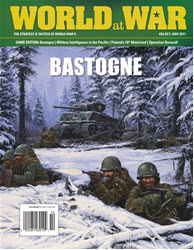 World at War, Issue 56: Bastogne Solitaire (new from Decision Games)