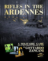 Rifles in the Ardennes (new from Tiny Battle Publishing)