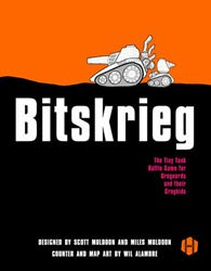 Bitskrieg (new from Hollandspiele)