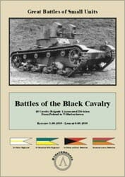 Battles of the Black Cavalry (new from Strategemata)