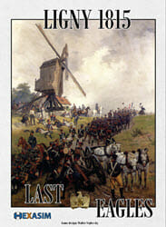 Ligny 1815, Last Eagles (new from Hexasim)
