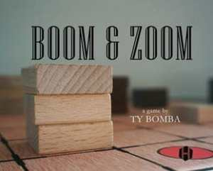 Boom & Zoom (new from Hollandspiele)