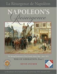 Napoleon's Resurgence (new from Operational Studies Group)