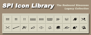 John Cooper's SPI Icon Library