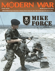 Modern War, Issue 35: Mike Force (new from Decision Games)