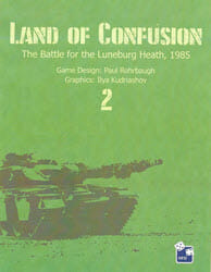 Land of Confusion 2 (new from High Flying Dice Games)