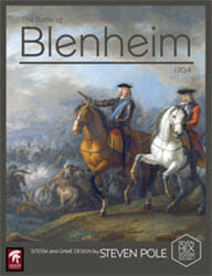 Blenheim 1704 (new from Legion Wargames)