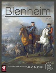 Blenheim 1704 (new from Legion Wargames)