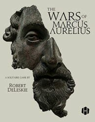 Wars of Marcus Aurelius (new from Hollandspiele)