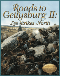 Roads to Gettysburg II: Lee Strikes North (new from Multi-Man Publishing)