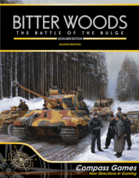 Bitter Woods, Designer Edition, 2nd Printing (new from Compass Games)