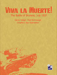 Viva la Muerte! (new from High Flying Dice Games)