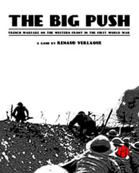 The Big Push (new from Hollandspiele)