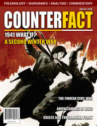 CounterFact, Issue 8: 1941, What If? (new from One Small Step)