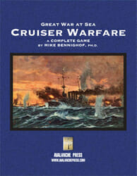 Great War at Sea: Cruiser Warfare (new from Avalanche Press)
