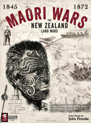 Maori Wars (new from Legion Wargames)