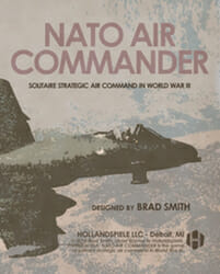 NATO Air Commander (new from Hollandspiele)