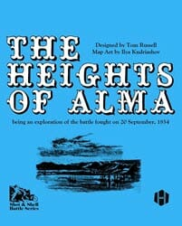 The Heights of Alma (new from Hollandspiele)