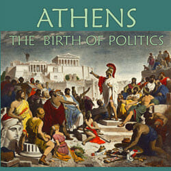 Athens: The Birth of Politics (new from Up & Away Games)