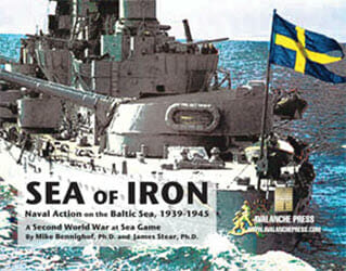 SWWAS: Sea of Iron (new from Avalanche Press)