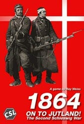 1864: On to Jutland! (New from Conflict Simulations Ltd.)
