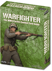 Warfighter Pacific Core Game (new from Dan Verssen Games)