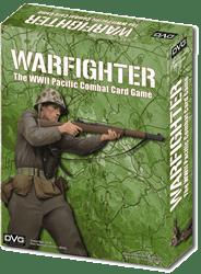 Warfighter Pacific Core Game (new from Dan Verssen Games)