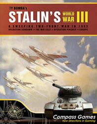 Stalin's World War III (new from Compass Games)