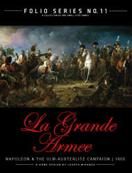 Folio No. 11 La Grande Armee (new from One Small Step)