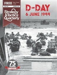 Strategy & Tactics Quarterly #6 – D-Day 75th Anniversary (new from Decision Games)