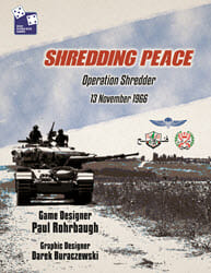 Shredding Peace (new from High Flying Dice Games)