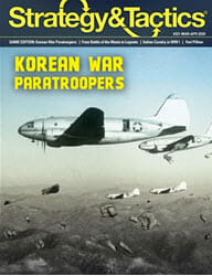S&T Issue 321: Paratrooper: Great Airborne Assaults, Korea (new from Decision Games)