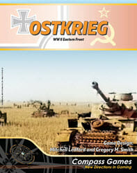 Ostkrieg: WW II Eastern Front (new from Compass Games)