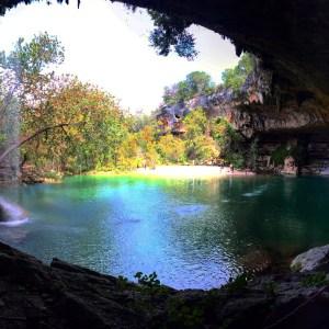Hamilton Pool Preserve in Austin Texas