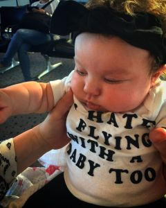 Air Travel Tips For Flying With An Infant