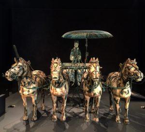 Terra Cotta Warriors at the Cincinnati Art Museum