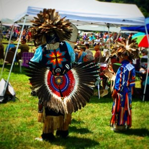 Dancer at the Great Mohican Pow Wow