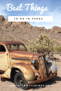 Cool things to do in Las Vegas