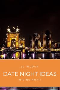 indoor date night Cincinnati