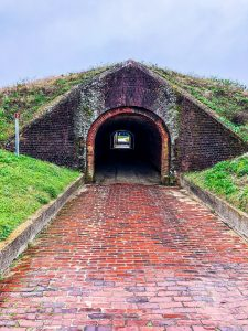 Fort Morgan in Gulf Shores, AL