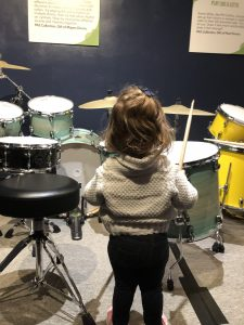 Rhythm Discovery Center in Indy