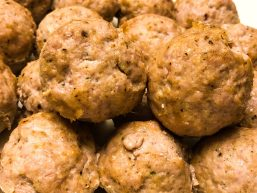 Toddler Pork Meatballs Recipe