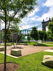 Smale Park Cincinnati