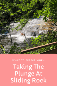 Sliding Rock: The Perfect Day Trip From Asheville