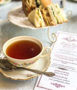 Tina's Tea Room