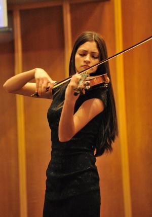 Violonista Evenimente Private